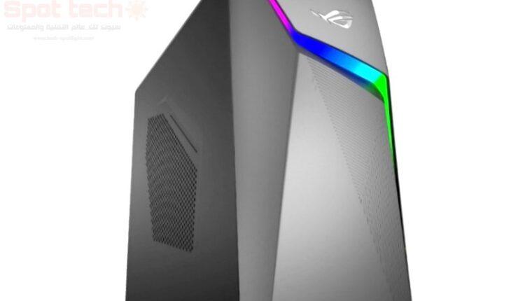 آسوس تعلن عن كمبيوتر جديد للألعاب - ROG Strix GL10CS | سبوت تك